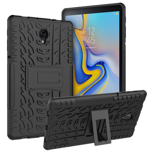 Dual Layer Tough Shockproof Case & Stand for Samsung Galaxy Tab A 10.5 (2018)